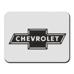 Коврик для мыши Chevrolet Logo Small - FatLine