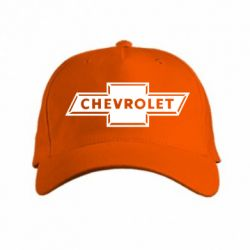 кепка Chevrolet Logo Small - FatLine
