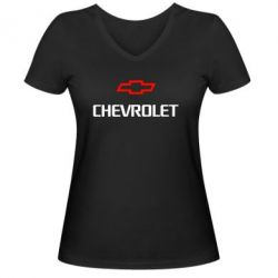 ������� �������� � V-�������� ������� CHEVROLET - FatLine