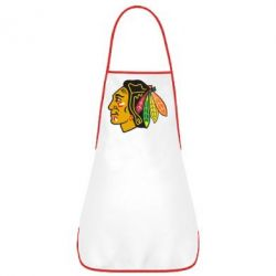 Фартук Chicago Black Hawks - FatLine