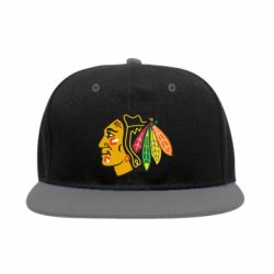 Снепбек Chicago Black Hawks - FatLine
