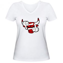 ������� �������� � V-�������� ������� Chicago Bulls ��� - FatLine