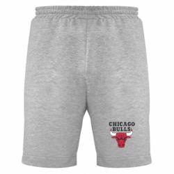 Мужские шорты Chicago Bulls Classic - FatLine