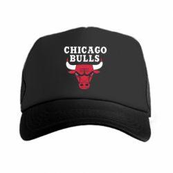 Кепка-тракер Chicago Bulls Classic - FatLine