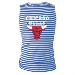 Майка-тельняшка Chicago Bulls Classic - FatLine