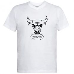 ������� ��������  � V-�������� ������� Chicago Bulls Windy City - FatLine