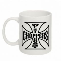 Кружка 320ml Choppers - FatLine