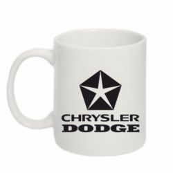 Кружка 320ml Chrysler Dodge - FatLine