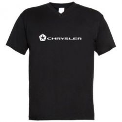 ������� ��������  � V-�������� ������� Chrysler Logo - FatLine
