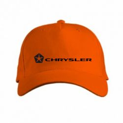 кепка Chrysler Logo - FatLine