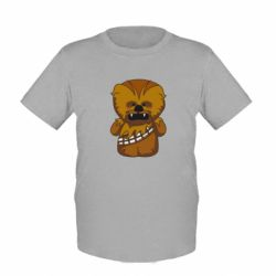 Детская футболка Чубакка - FatLine