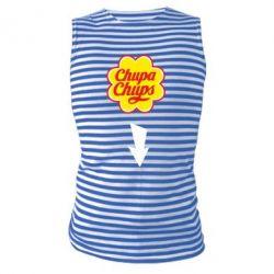 Майка-тельняшка Chupa Chups - FatLine