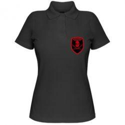 Женская футболка поло Цинічний Бандера - FatLine