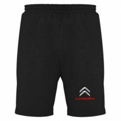 Мужские шорты Citroen лого - FatLine