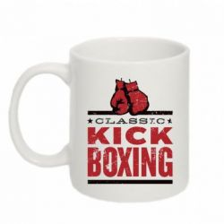 Кружка 320ml Classic Kick-boxing