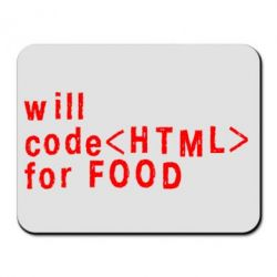 ������ ��� ���� Code HTML for food