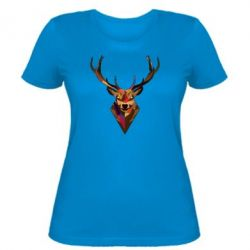 ������� �������� Colorful deer - FatLine