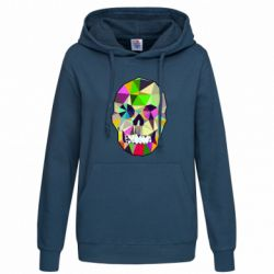 ������� ��������� Colorful Skull