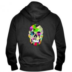 ������� ��������� �� ������ Colorful Skull