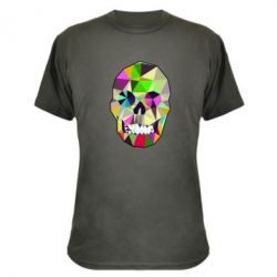 ����������� �������� Colorful Skull