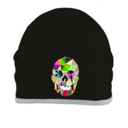 Шапка Colorful Skull - FatLine