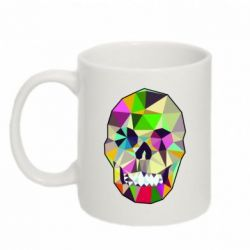 Кружка 320ml Colorful Skull - FatLine