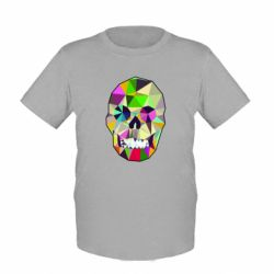 ������� �������� Colorful Skull