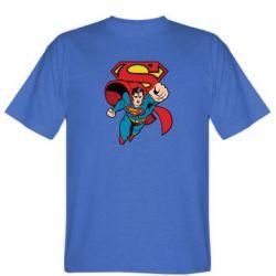 Мужская футболка Comics Superman - FatLine