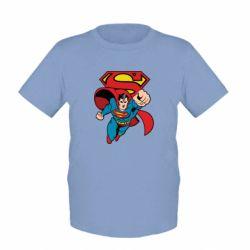 Детская футболка Comics Superman - FatLine