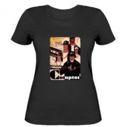 Женская футболка Compton's NWA - FatLine