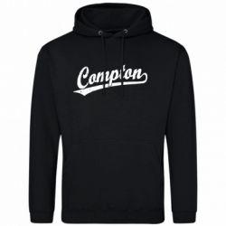 Мужская толстовка Compton Vintage - FatLine