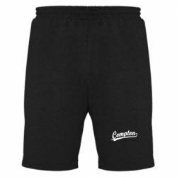 Мужские шорты Compton Vintage - FatLine