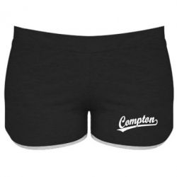 Женские шорты Compton Vintage - FatLine