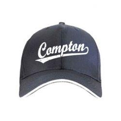 Кепка Compton Vintage - FatLine
