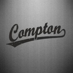 Наклейка Compton Vintage - FatLine