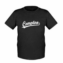 Детская футболка Compton Vintage - FatLine