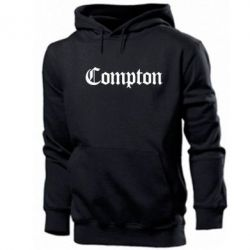 Мужская толстовка Compton - FatLine
