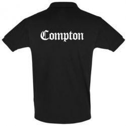 Футболка Поло Compton - FatLine
