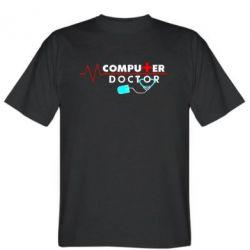 Мужская футболка Computer Doctor - FatLine