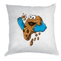 Подушка Cookie Monster - FatLine