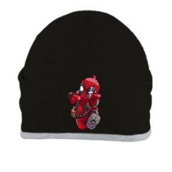 Шапка Cool DeadPool - FatLine