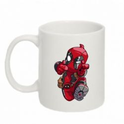 Кружка 320ml Cool DeadPool - FatLine