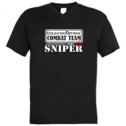������� ��������  � V-�������� ������� Counter Strike Combat Team Sniper - FatLine