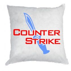 Подушка Counter Strike Knife - FatLine