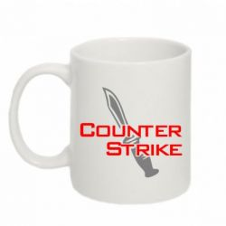 Кружка 320ml Counter Strike Knife - FatLine