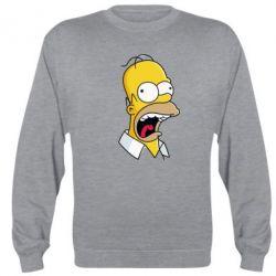 Реглан Crazy Homer! - FatLine