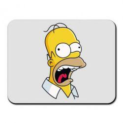 Коврик для мыши Crazy Homer! - FatLine