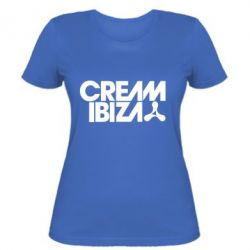 ������� �������� Cream Ibiza - FatLine