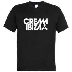 ������� ��������  � V-�������� ������� Cream Ibiza - FatLine