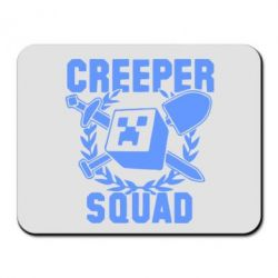 Коврик для мыши Creeper Squad - FatLine
